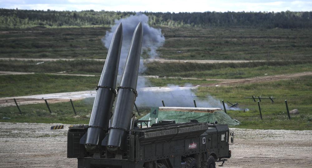 نظام الصواريخ الروسي