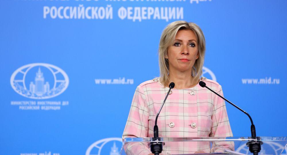 الخارجية الروسية: التمويل الأوروبي الأمريكي لتدريب النازيين الجدد في أوكرانيا خطير جدا