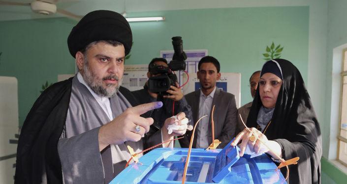 مقتدى الصدر يوجه دعوة لأنصاره عقب خوض الانتخابات