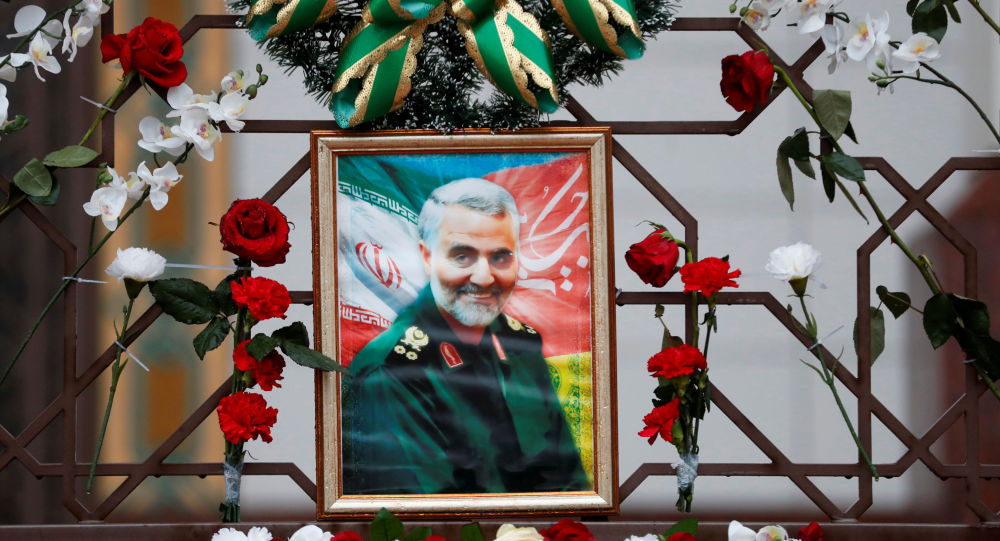 خطيب جمعة طهران: انحدار الولايات المتحدة بدأ باغتيال قاسم سليماني