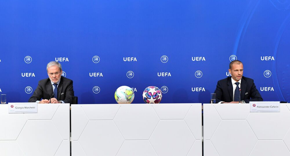 الاتحاد الأوروبي لكرة القدم .. يويفا