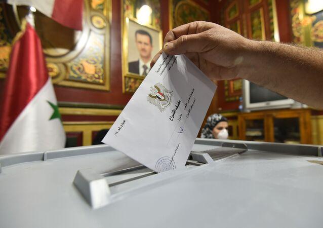 انتخابات مجلس الشعب السوري
