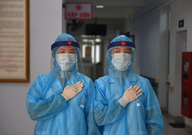 الموجة الثانية من انتشار فيروس كورونا، فيتنام 30 يوليو 2020