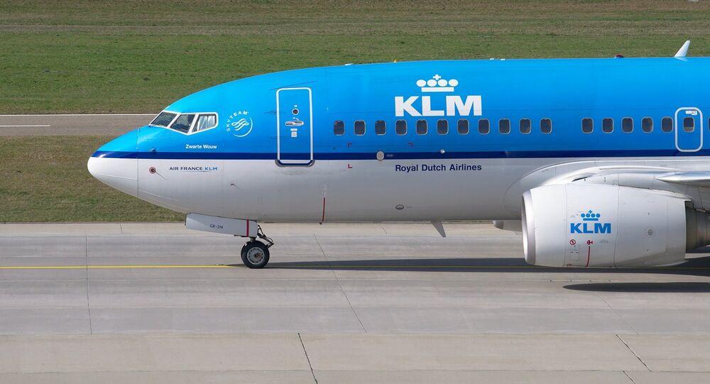 الخطوط الجوية الملكية الهولندية