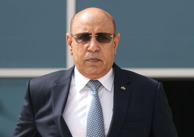 الرئيس الموريتاني ولد الغزواني