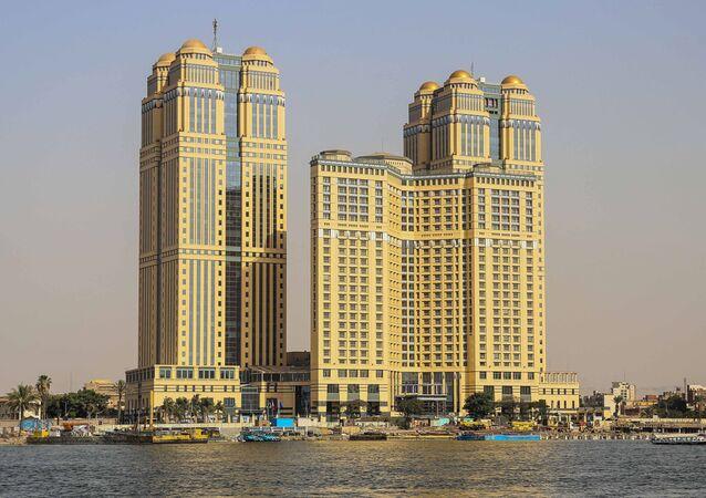 فندق فيرمونت بالقاهرة