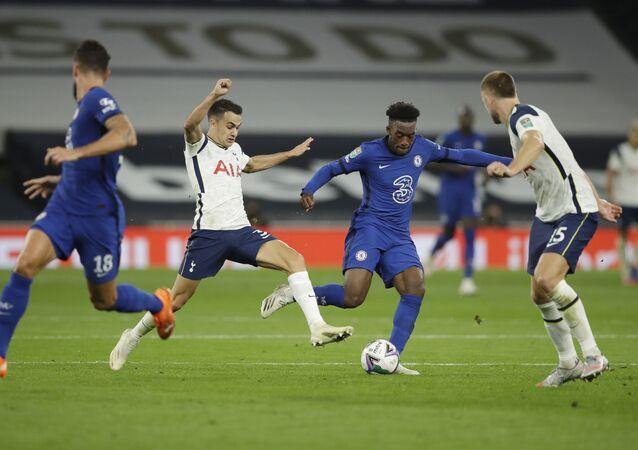 مباراة توتنهام وتشيلسي في كأس الرابطة الإنجليزية الثلاثاء 29 سبتمبر أيلول 2020