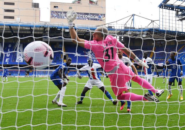 تشيلسي وكريستال بالاس في الدوري الإنجليزي