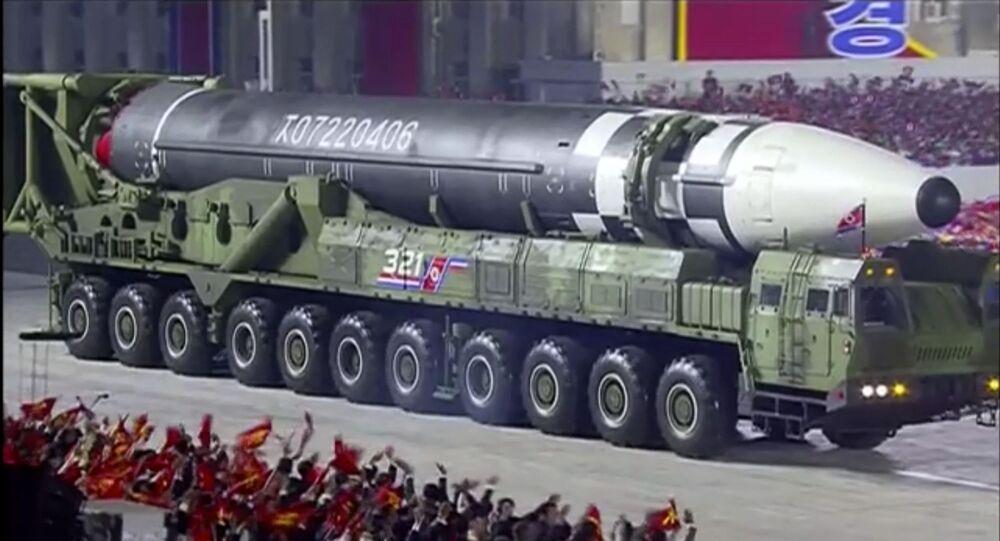 صاروخ كوريا الشمالية الجديد والذي يمكنه مهاجمة واشنطن ونيويورك في وقت واحد