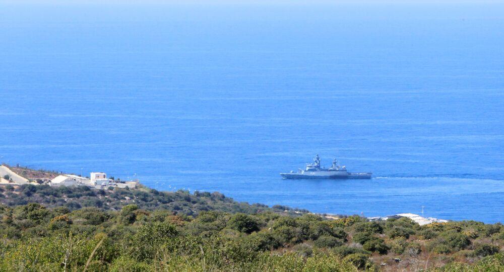 الحدود اللبنانية والإسرائيلية - ترسيم الحدود بين لبنان و إسرائيل، 13 أكتوبر 2020