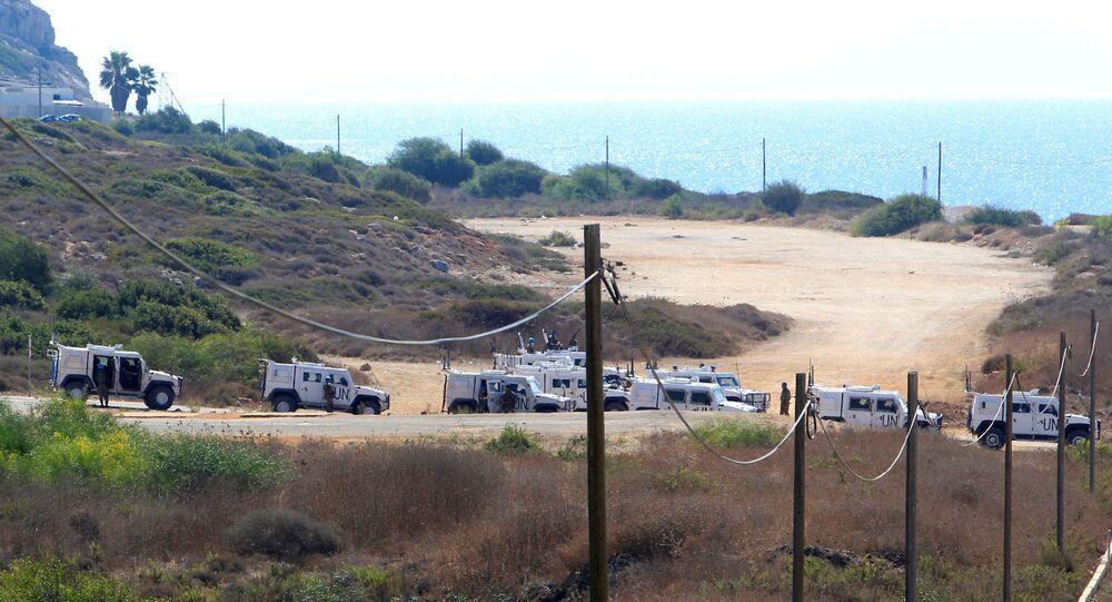الحدود اللبنانية والإسرائيلية - ترسيم الحدود بين لبنان و إسرائيل، 14 أكتوبر 2020