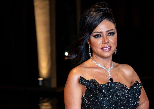 الفنانة المصرية، رانيا يوسف في مهرجان الجونة السينمائي، 30 أكتوبر/ تشرين الأول 2020