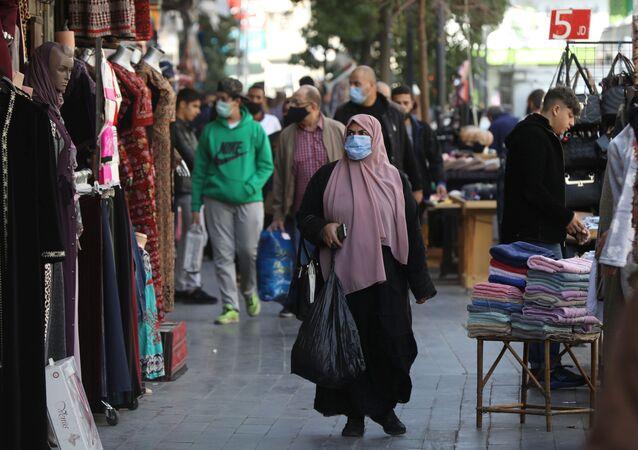 مخاوف من فيروس كورونا في الأردن