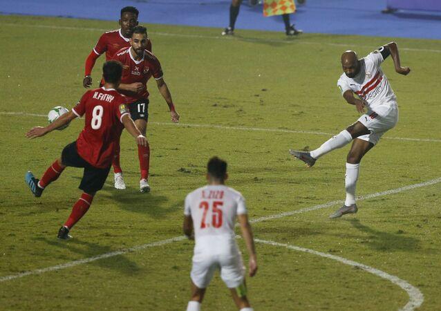 مباراة الأهلي والزمالك في نهائي دوري أبطال أفريقيا، 27 نوفمبر/ تشرين الثاني 2020