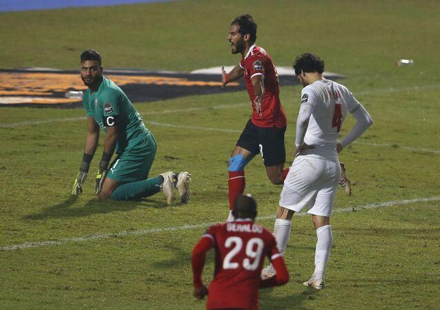 مباراة الأهلي والزمالك في نهائي أفريقيا