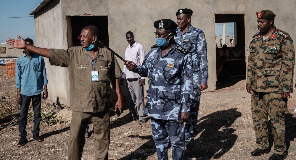الجيش الإثيوبي في إقليم تيغراي
