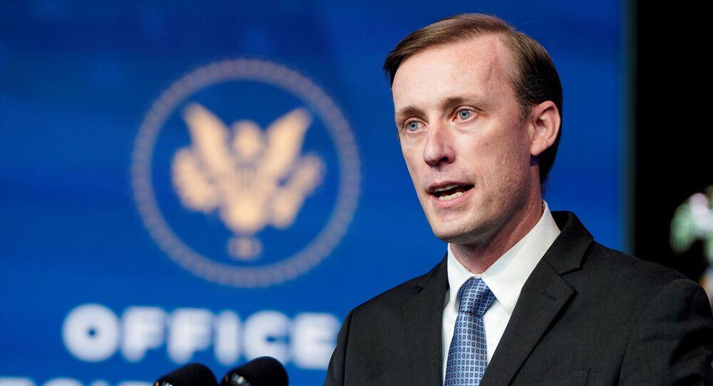 مستشار الأمن القومي للرئيس الأمريكي جو بايدن، جيك سوليفان