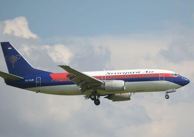 تحطم طائرة إندونيسيا