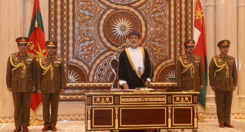 2020 ،سلطان عمان، هيثم بن طارق آل سعيد