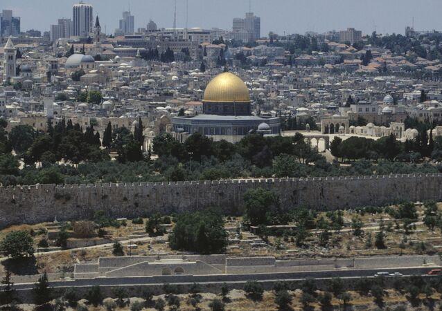 بانوراما القدس