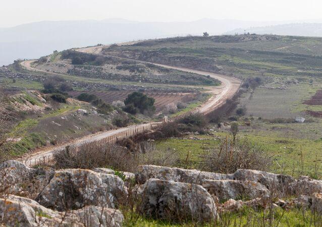 الحدود الإسرائيلية اللبنانية، لبنان، إسرائيل