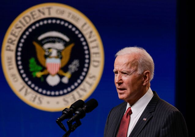 الرئيس الأمريكي، جو بايدن