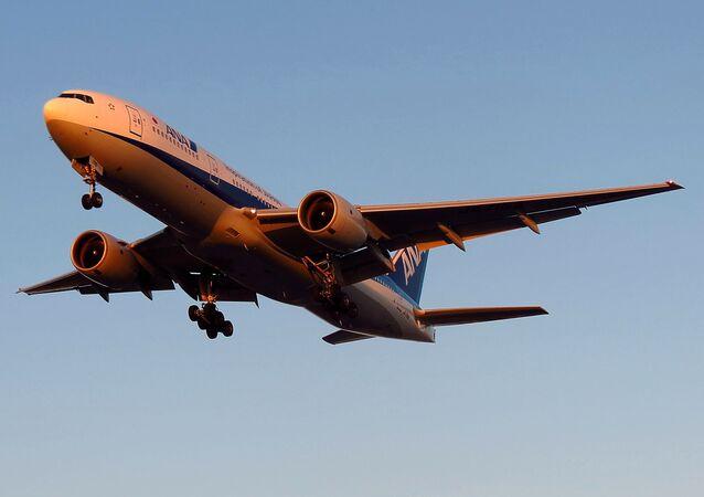 طائرة بيوينغ 777