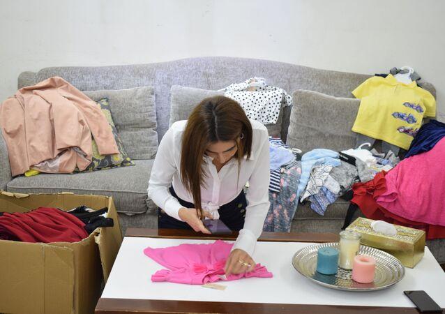 متاجر لبنانية في المنازل جراء كورونا