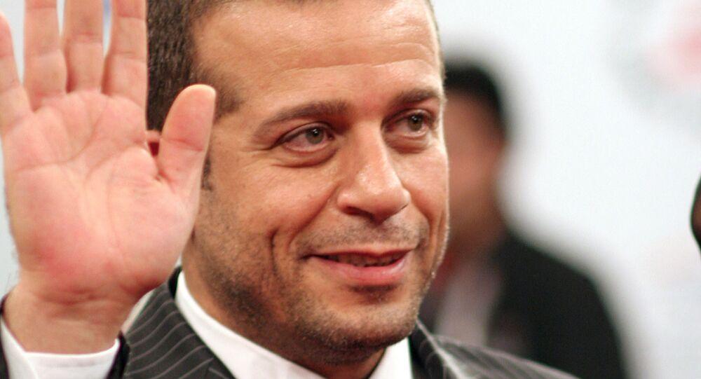الفنان المصري، شريف منير