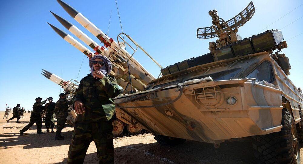 قوات عسكرية الصحراء الغربية