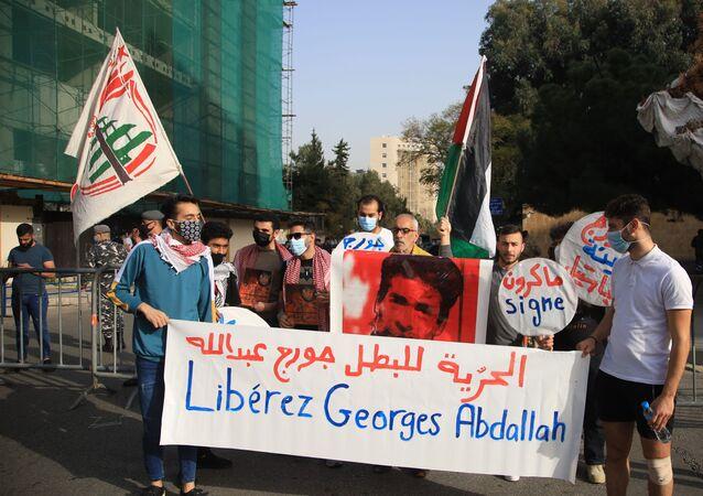 المعتقل جورج عبد الله في ذكرى ميلاده السبعين