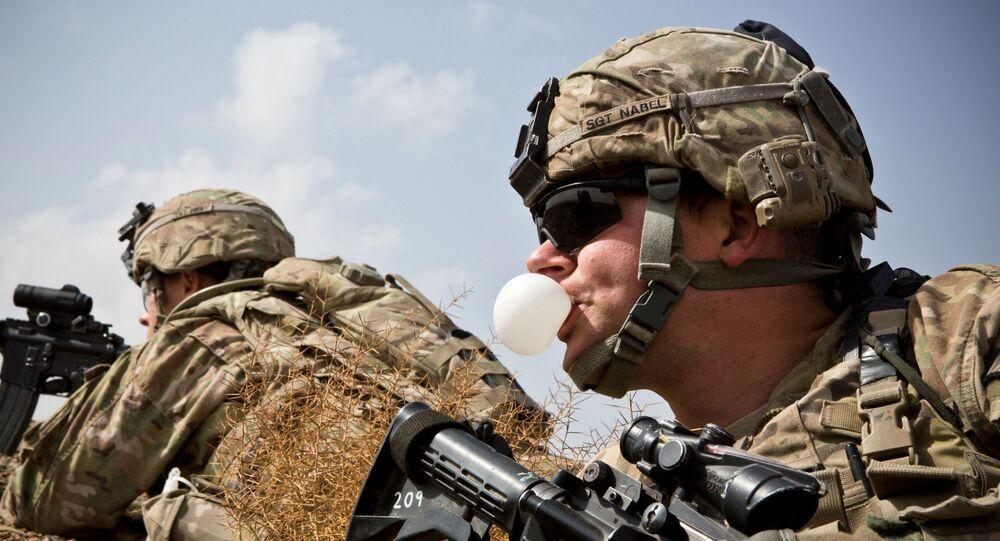 قوات الجيش الأمريكي في أفغانستان، 2013
