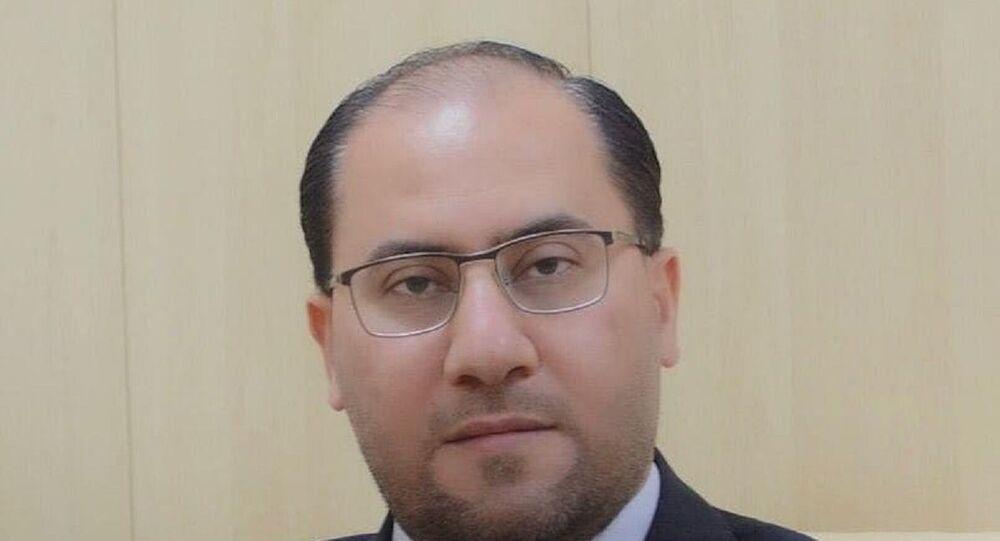 أحمد الصحاف متحدث الخارجية العراقية