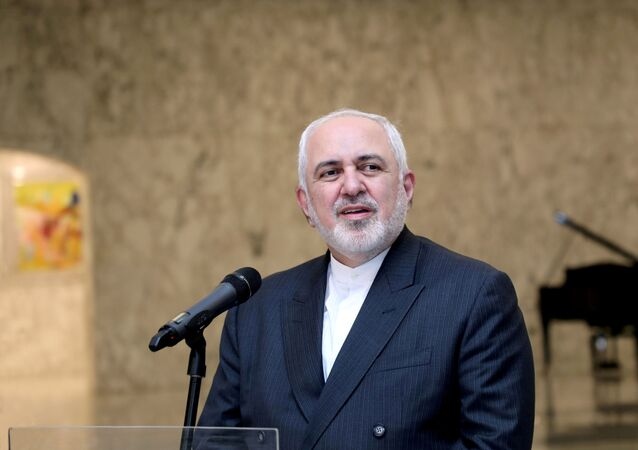 وزير الخارجية الإيراني محمد جواد ظريف يزور دمشق، سوريا 12 مايو 2021