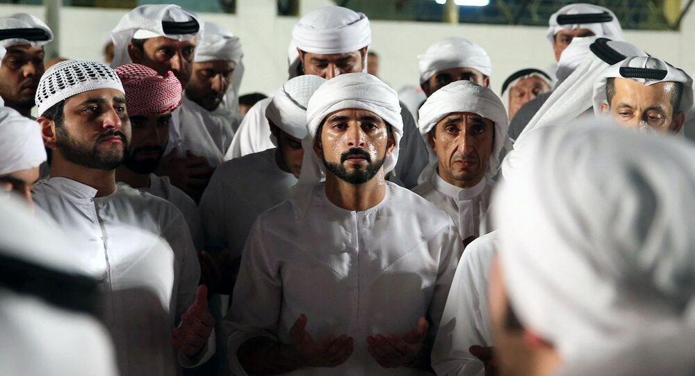ولي عهد دبي، الشيخ حمدان بن محمد بن راشد آل مكتوم