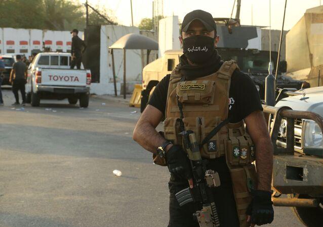 قوات الأمن العراقي
