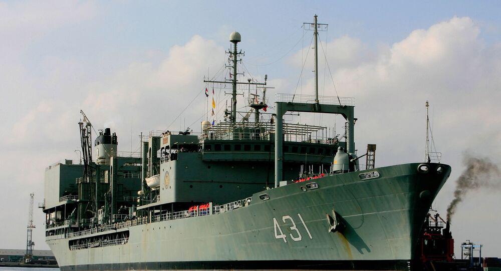 سفينة إيرانية