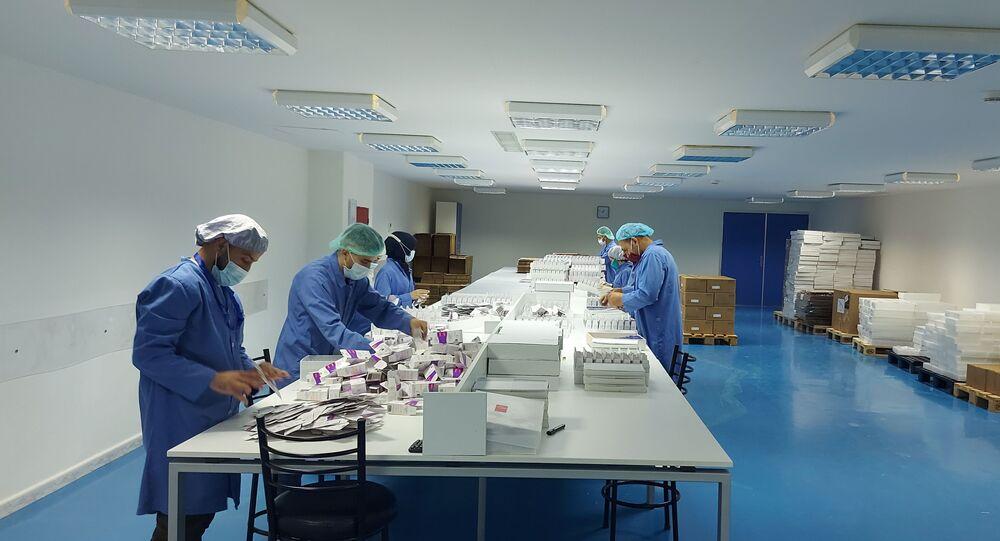 مصنع أروان في لبنان