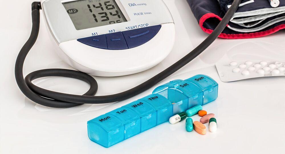 مقياس ضغط الدم وأدوية ضغط الدم
