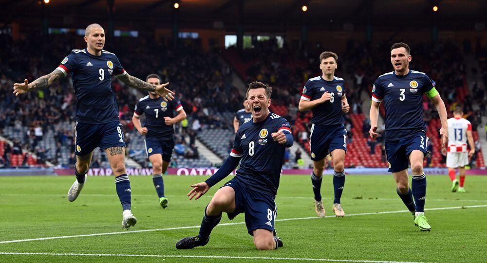 منتخب كرواتيا لكرة القدم في بطولة يورو 2020