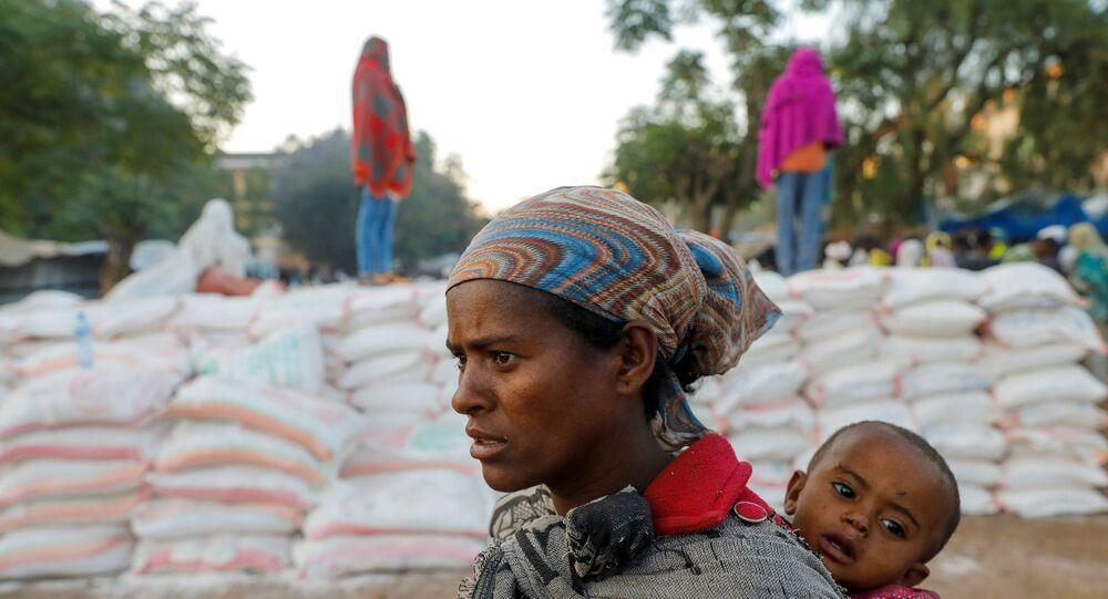 تيغراي، إثيوبيا