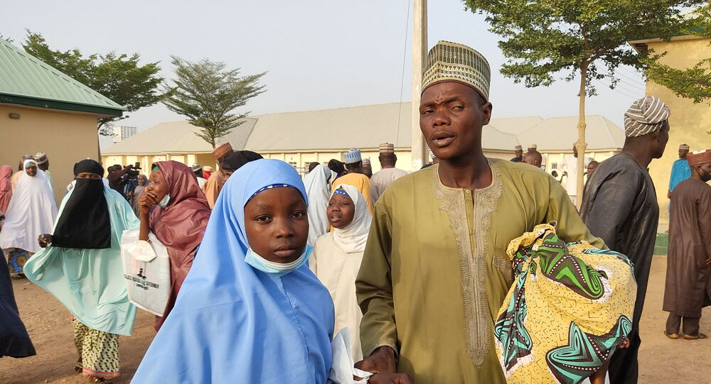 أزمة اختطاف التلاميذ في نيجيريا