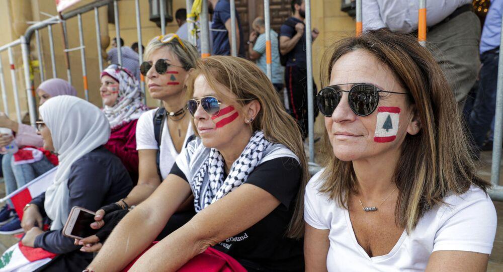 نساء لبنانيات