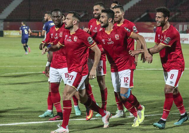 فريق النادي الأهلي المصري