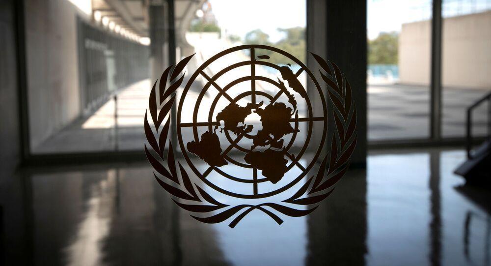 مقر الأمم المتحدة في نيويورك الولايات المتحدة