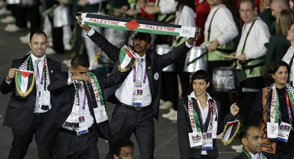 البعثة الفلسطينية في أولمبياد طوكيو 2020