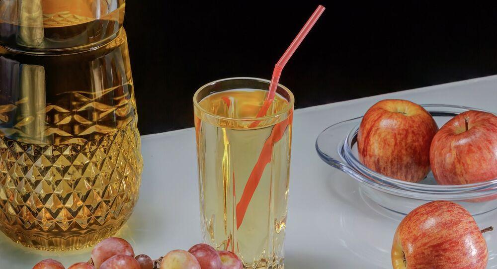 عصير فواكه