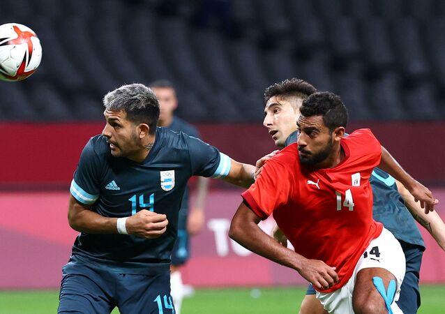 مصر والأرجنتين في أولمبياد طوكيو 2020