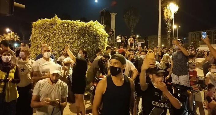 احتفالات في الشوارع والمدن التونسية بعد قرارات الرئيس قيس سعيد