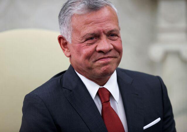 العاهل الأردني، الملك عبد الله الثاني